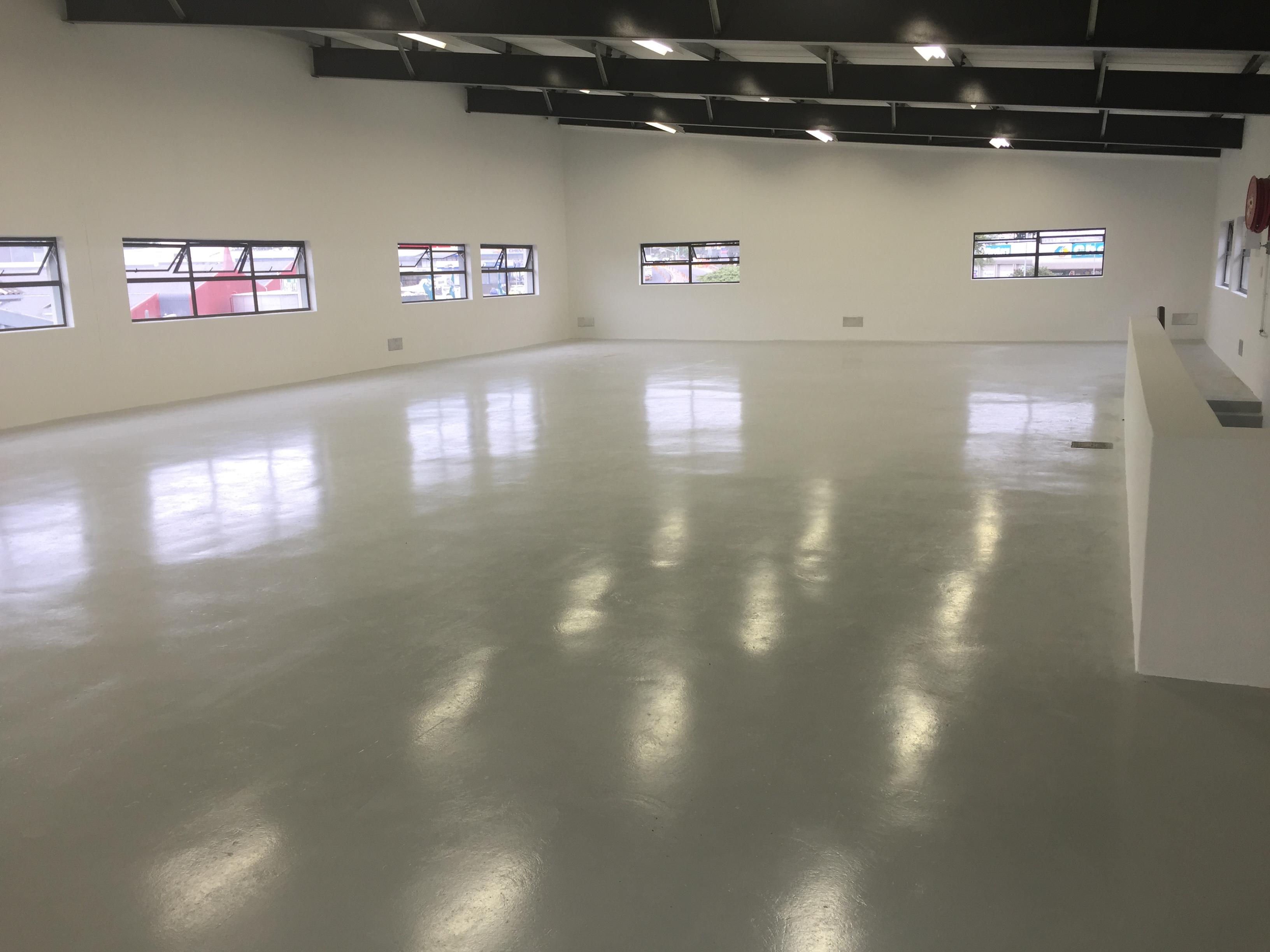 IBR const - St Johns - Polyac flooring