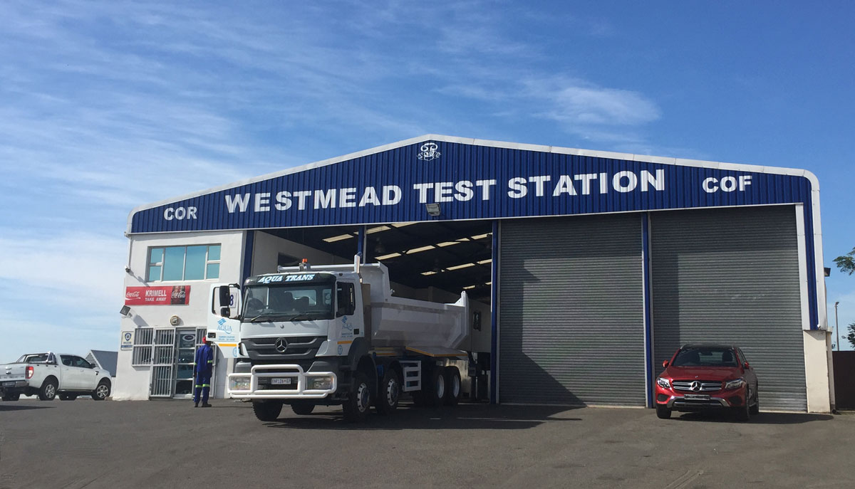 Westmead Test Station - Pararoof